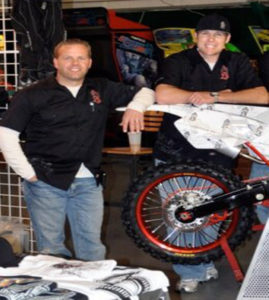 stroker industries founders shane and chris fort collins colorado