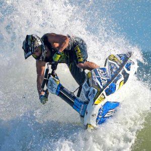Mark Gomez: Professional Jet Ski Free Rider- 2x IFWA Motosurf World Champion
