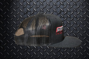 Stroker Industries Apparel Classic Hat Flat Brim Snap Back Right View
