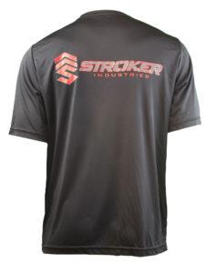Stroker Industries Apparel-Short Sleeve T-shirt back view